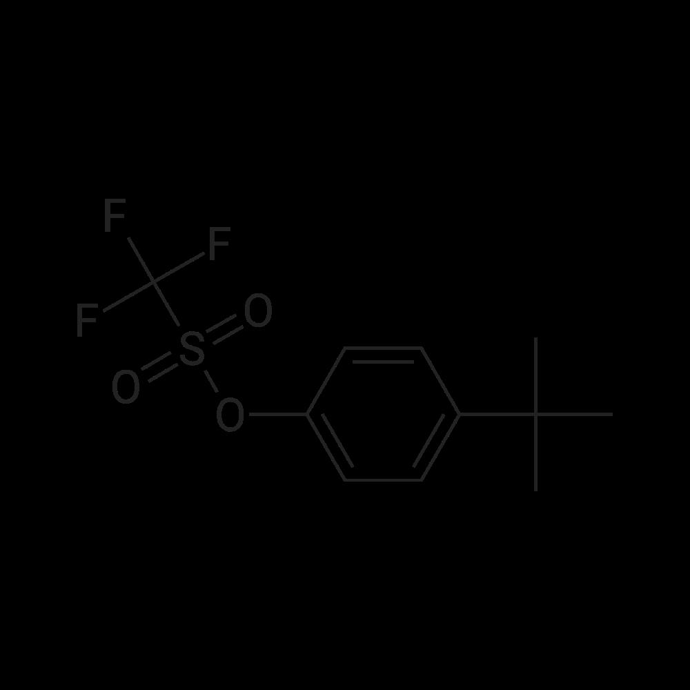 4-(tert-Butyl)phenyl trifluoromethanesulfonate