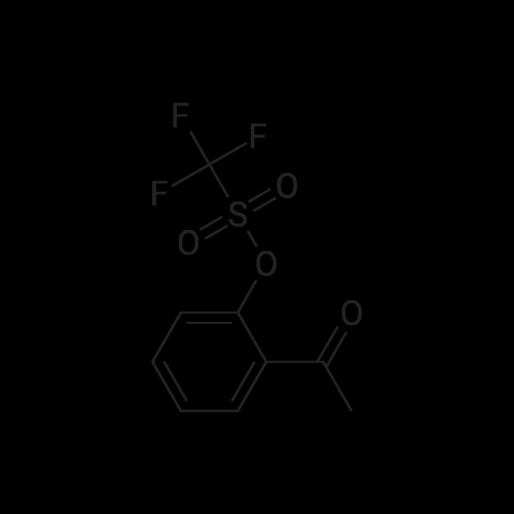 2-Acetylphenyl trifluoromethanesulfonate