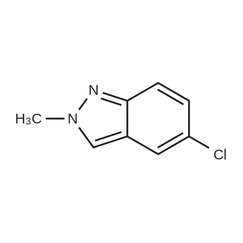 5-Chloro-2-methyl-2H-indazole