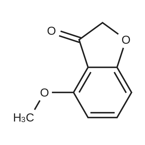 4-Methoxybenzofuran-3(2H)-one