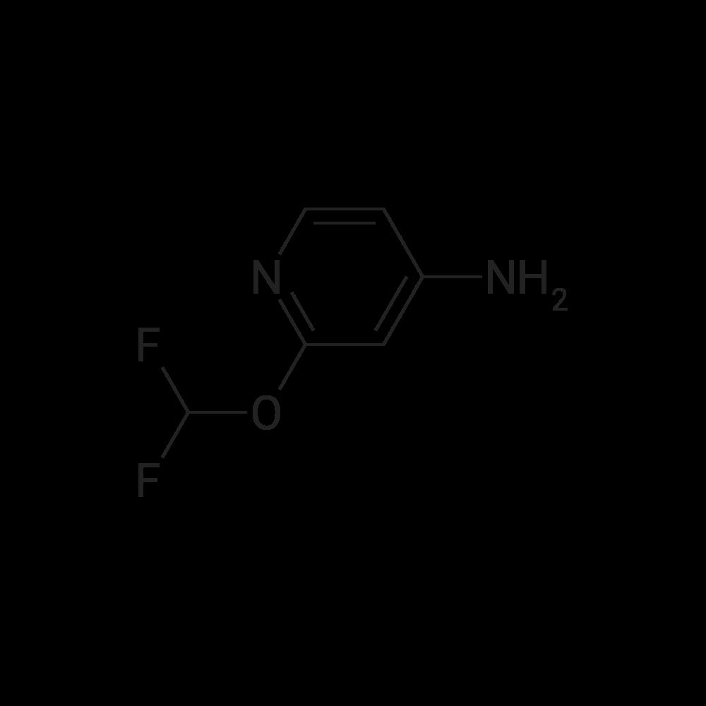 2-(Difluoromethoxy)pyridin-4-amine
