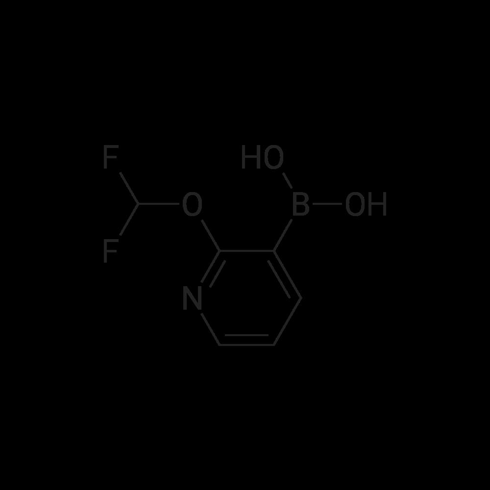 (2-(Difluoromethoxy)pyridin-3-yl)boronic acid