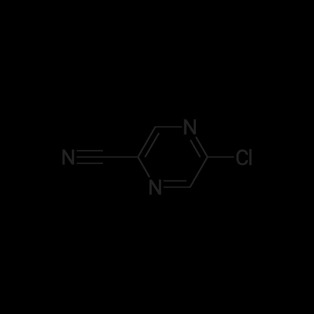 5-Chloropyrazine-2-carbonitrile