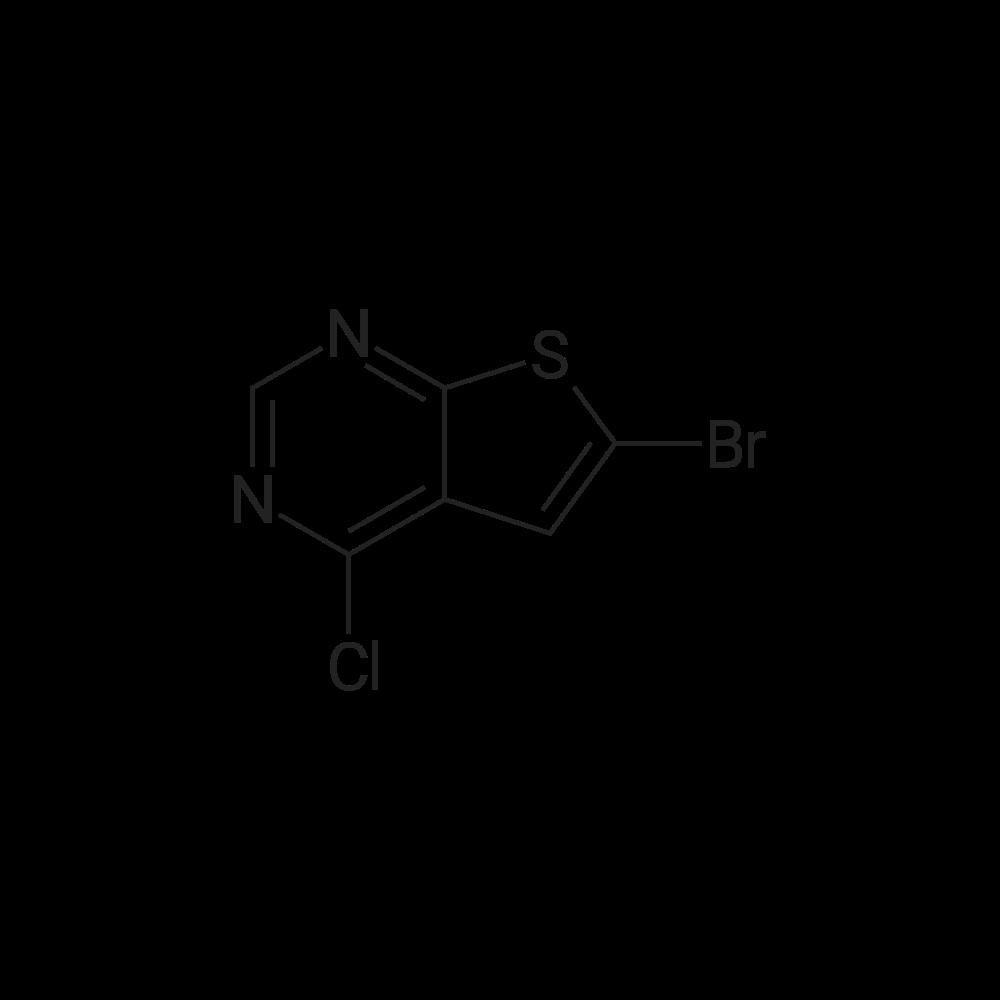6-Bromo-4-chlorothieno[2,3-d]pyrimidine