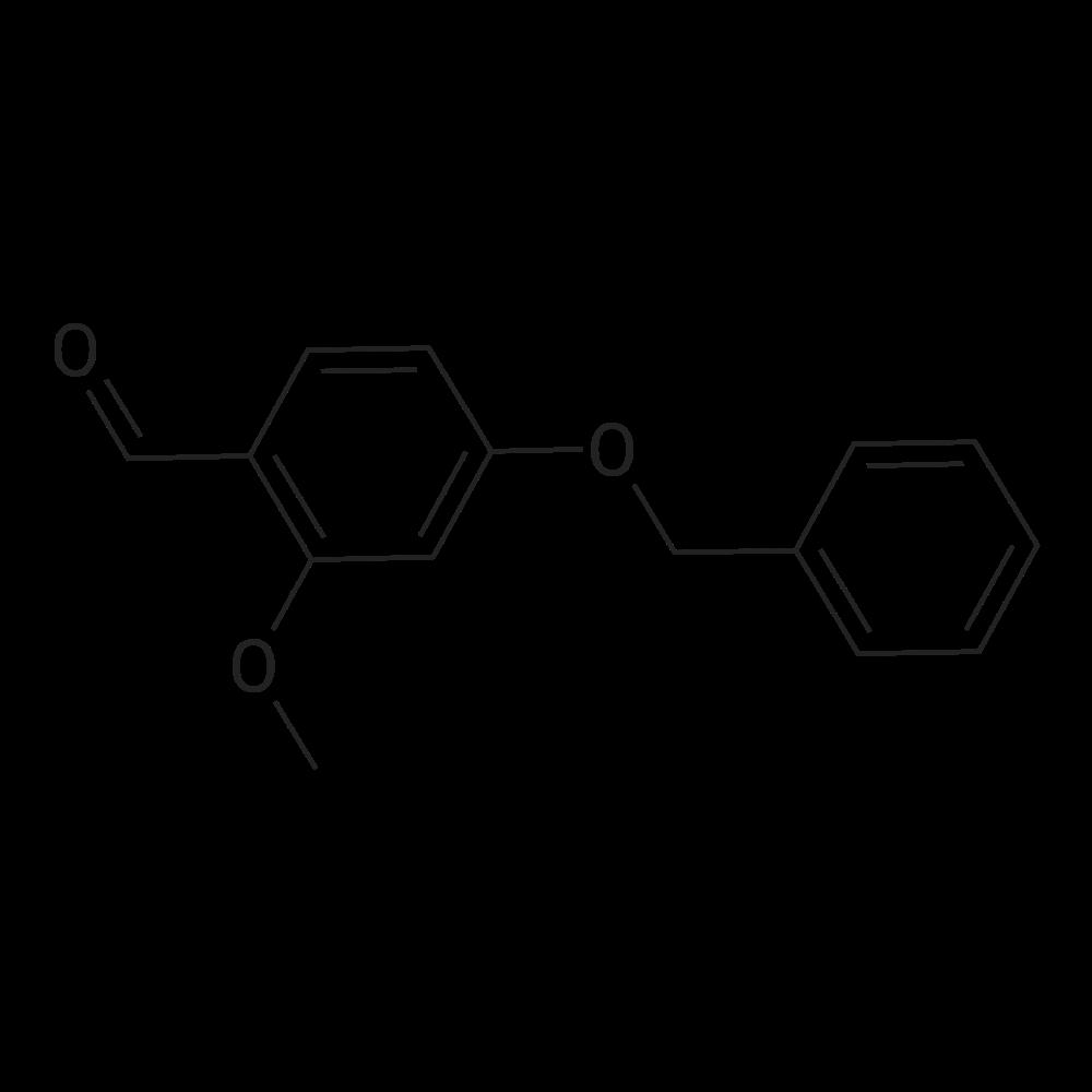 4-(Benzyloxy)-2-methoxybenzaldehyde