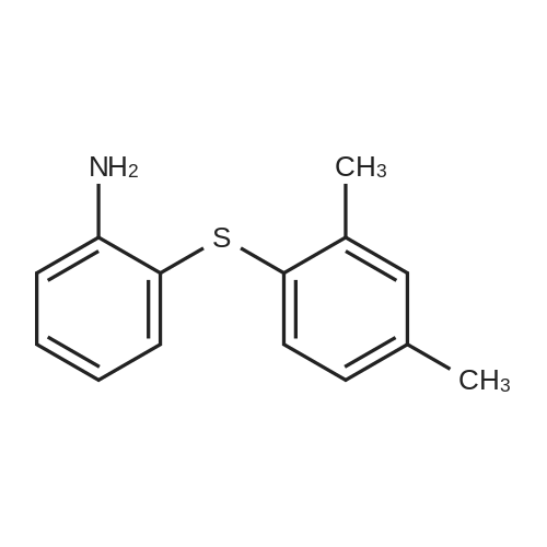 2-((2,4-Dimethylphenyl)thio)aniline