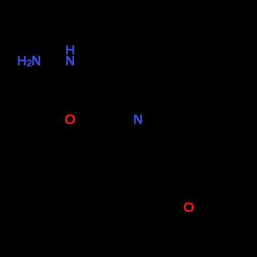 2-(9-Oxoacridin-10(9H)-yl)acetohydrazide