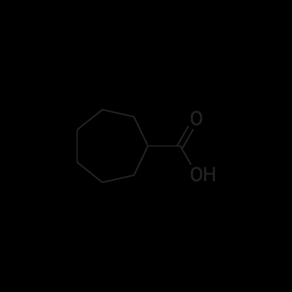Cycloheptane carboxylic acid
