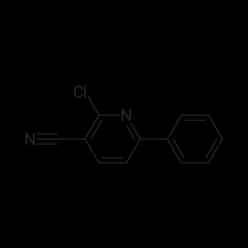 2-Chloro-6-phenylnicotinonitrile