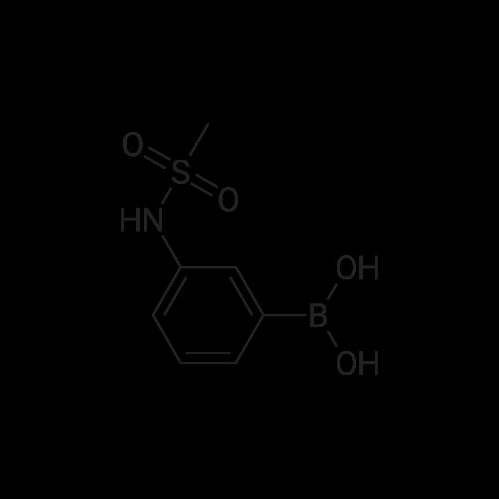 3-(Methylsulfonylamino)phenylboronic Acid