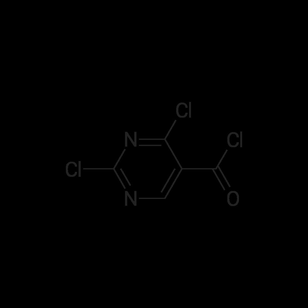 2,4-Dichloro-5-pyrimidinecarbonyl chloride