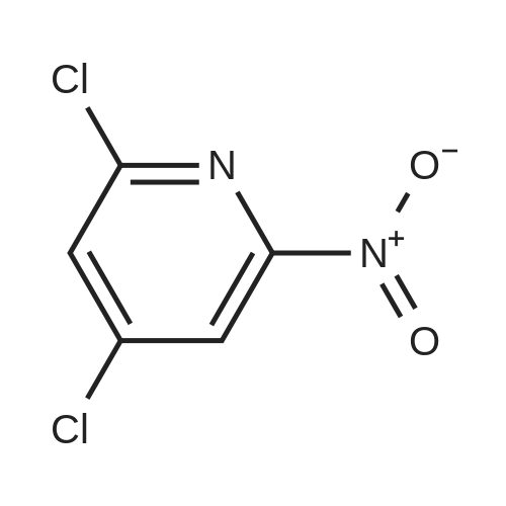 2,4-Dichloro-6-nitropyridine