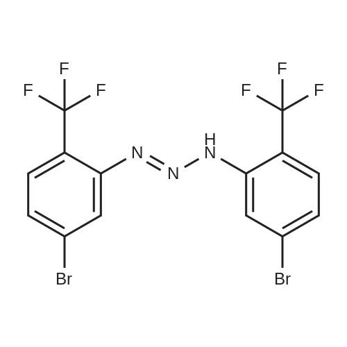 1,3-Bis(5-bromo-2-(trifluoromethyl)phenyl)triaz-1-ene