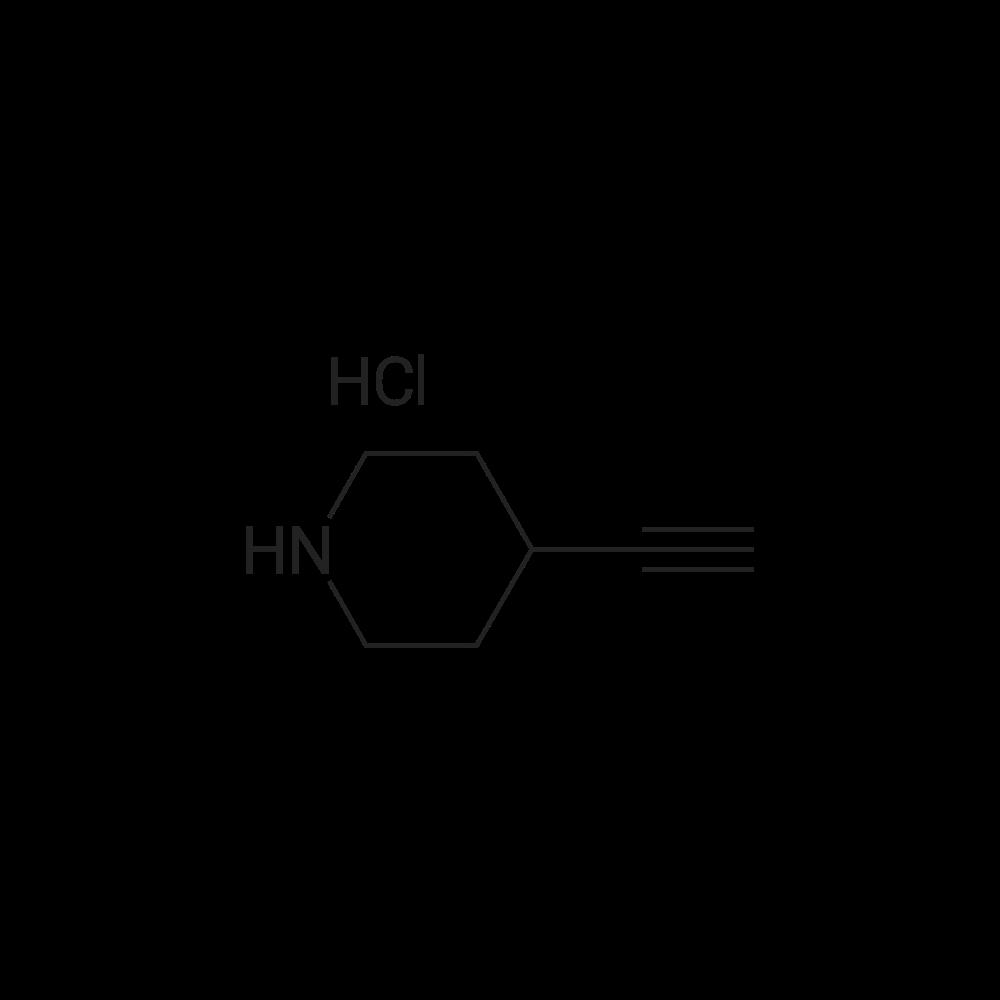 4-Ethynylpiperidine hydrochloride