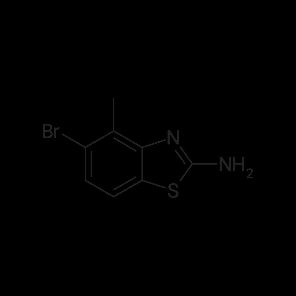 5-Bromo-4-methylbenzo[d]thiazol-2-amine
