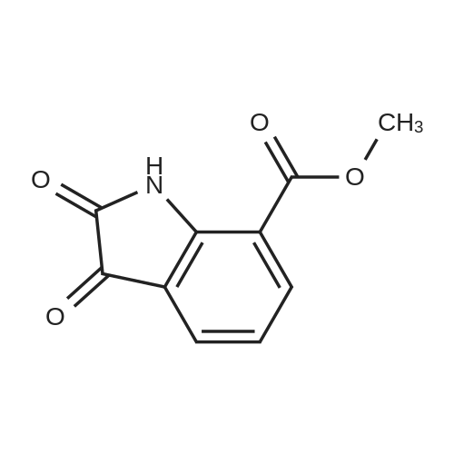 Methyl 2,3-dioxoindoline-7-carboxylate