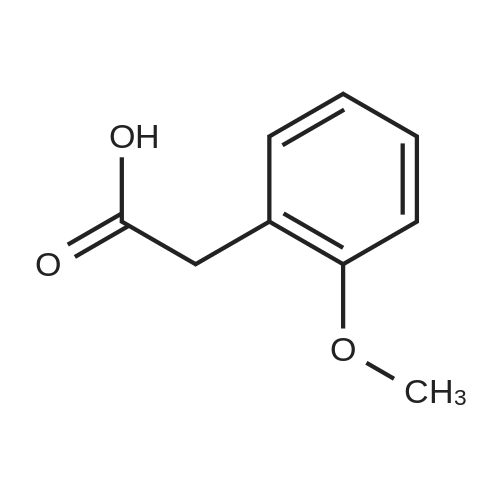 2-Methoxyphenylacetic acid