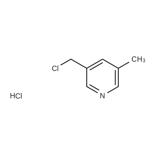 3-(Chloromethyl)-5-methylpyridine hydrochloride