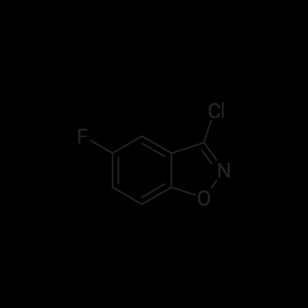 3-Chloro-5-fluorobenzo[d]isoxazole