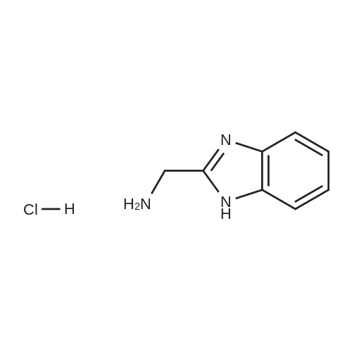 Chemical Structure| 7757-21-3