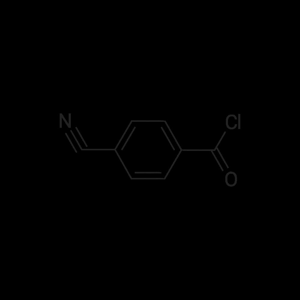 4-Cyanobenzoyl chloride