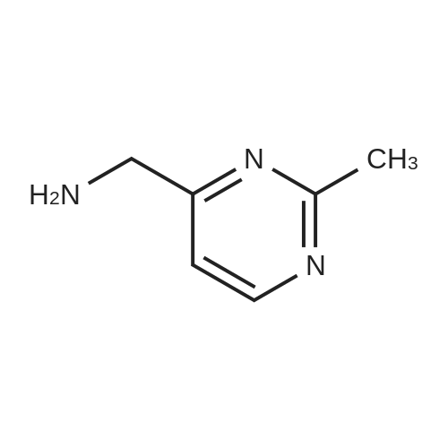 (2-Methylpyrimidin-4-yl)methanamine