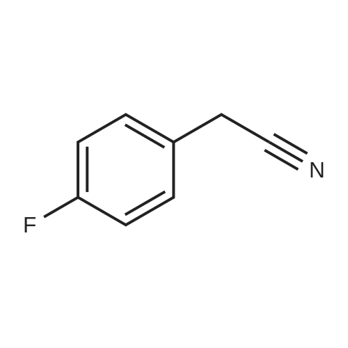 Chemical Structure  459-22-3