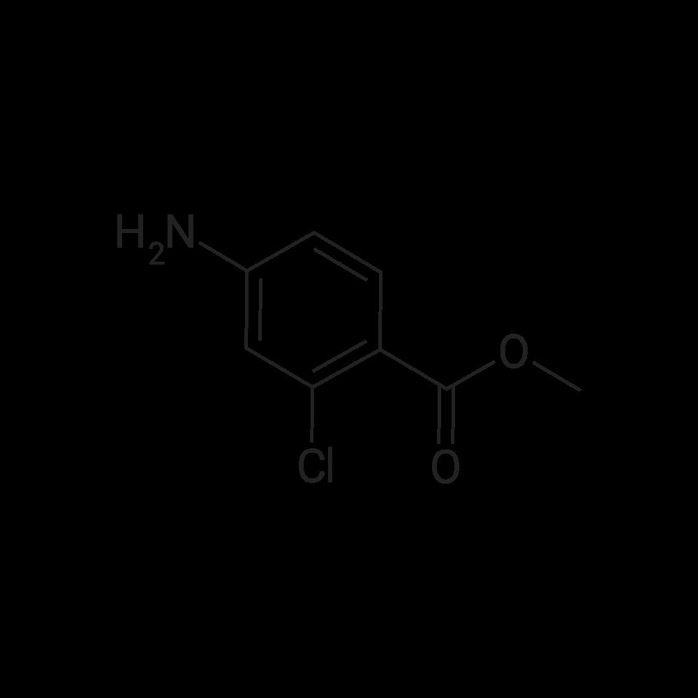 Methyl 4-amino-2-chlorobenzoate