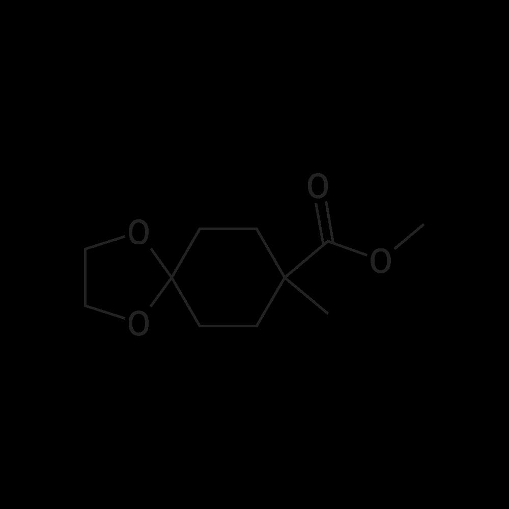 Methyl 8-methyl-1,4-dioxaspiro[4.5]decane-8-carboxylate