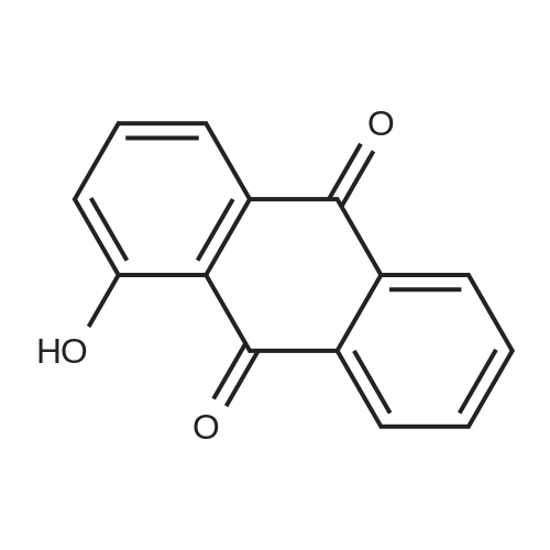 Chemical Structure| 129-43-1