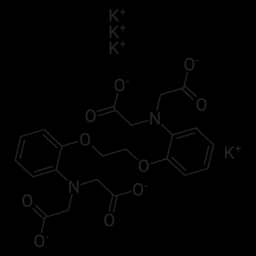 Potassium 2,2',2'',2'''-(((ethane-1,2-diylbis(oxy))bis(2,1-phenylene))bis(azanetriyl))tetraacetate