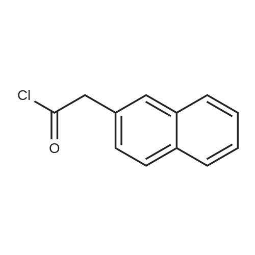 2-(Naphthalen-2-yl)acetyl chloride