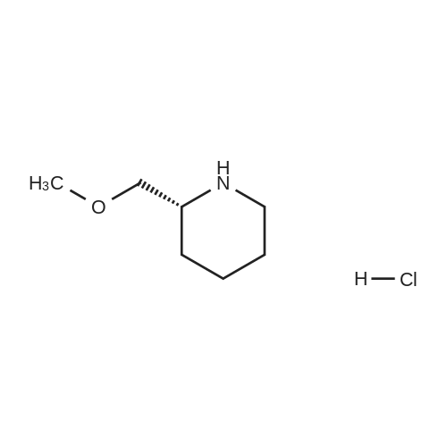 (R)-2-(Methoxymethyl)piperidine hydrochloride