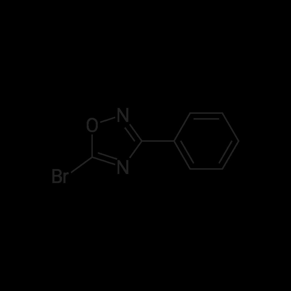 5-Bromo-3-phenyl-1,2,4-oxadiazole