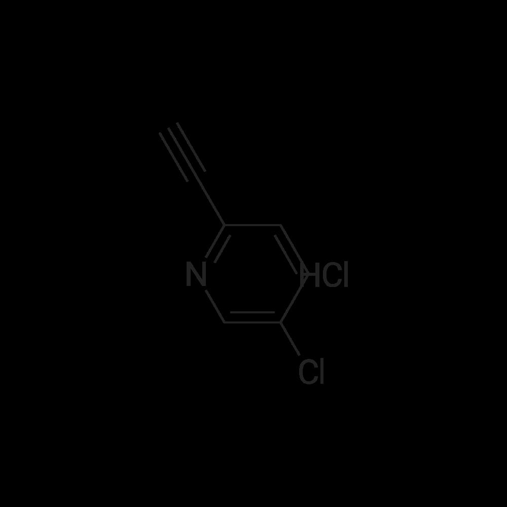 5-Chloro-2-ethynylpyridine hydrochloride