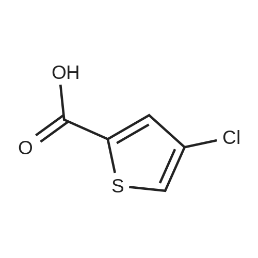 4-Chlorothiophene-2-carboxylic acid