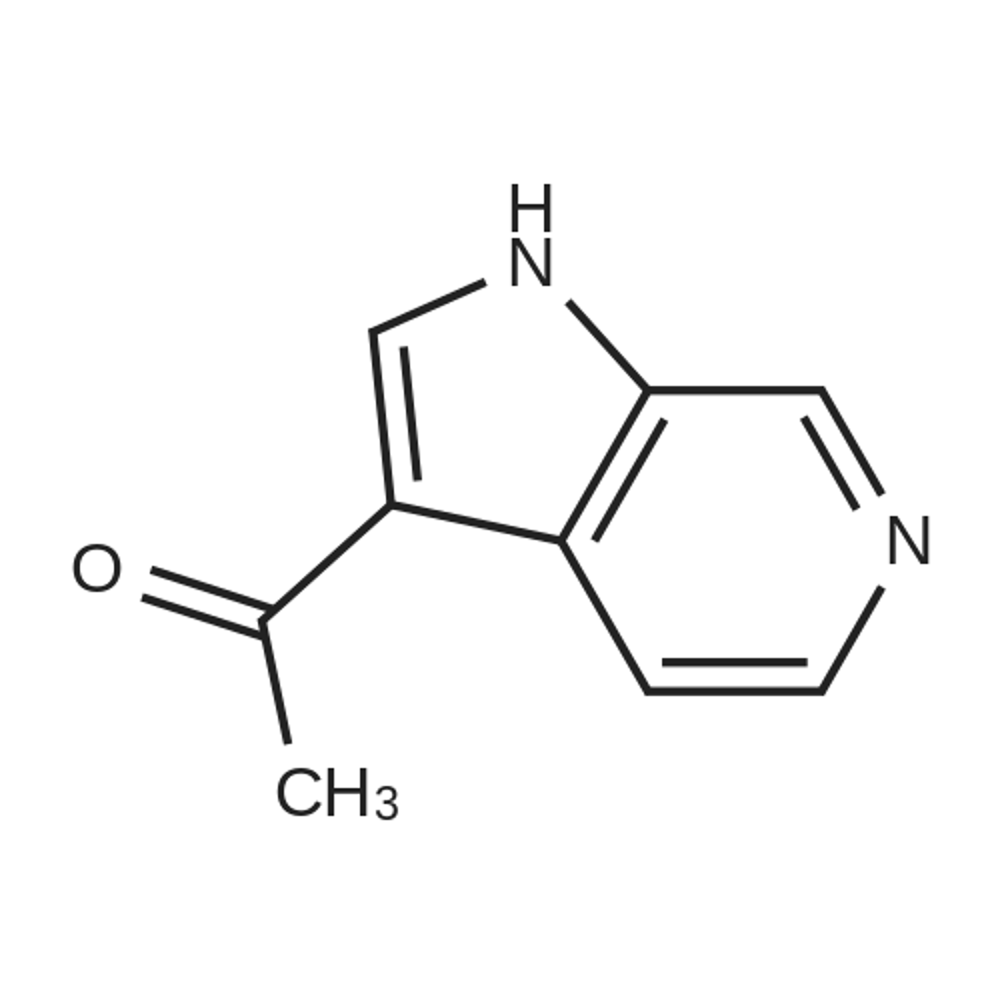 1-(1H-Pyrrolo[2,3-c]pyridin-3-yl)ethanone