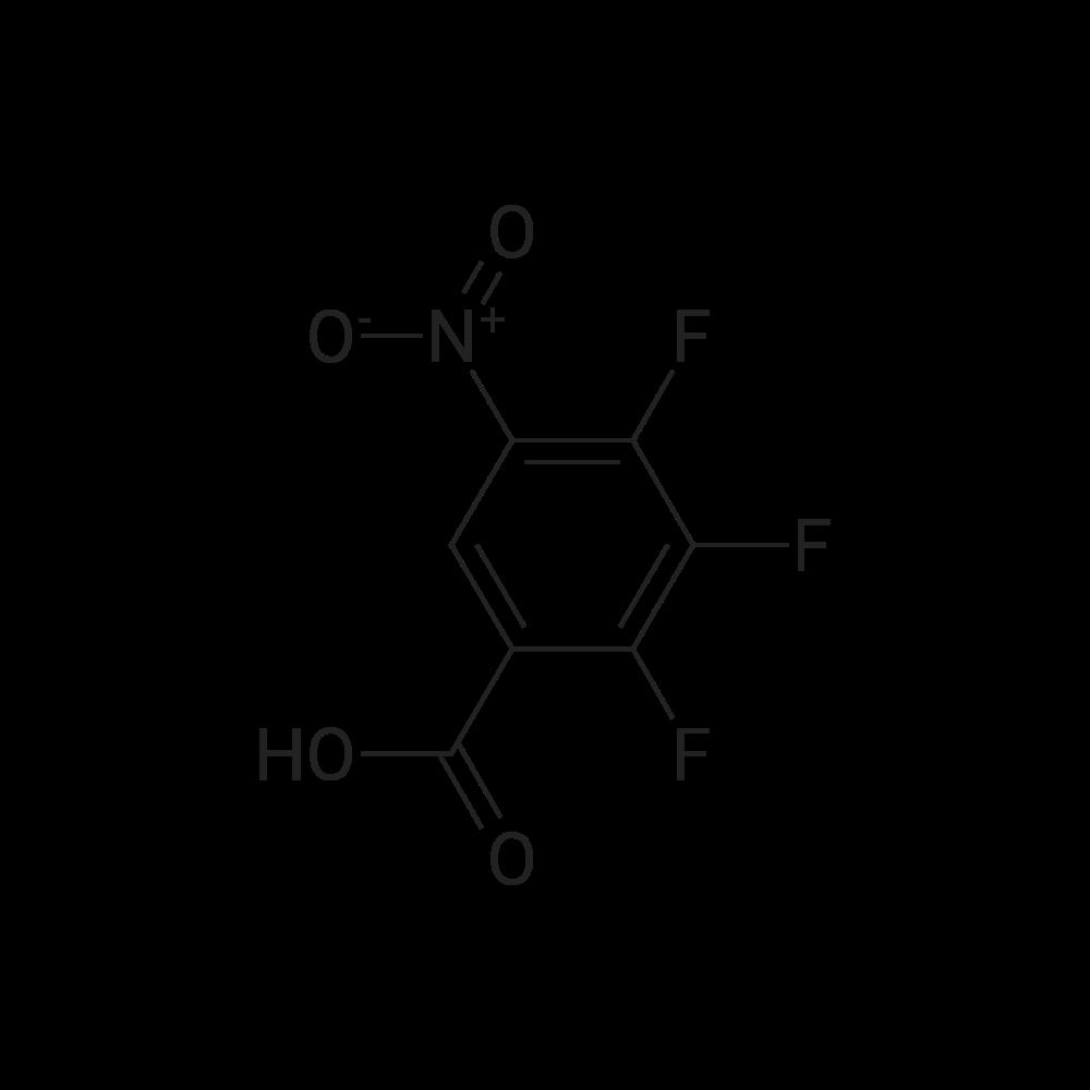 2,3,4-Trifluoro-5-nitrobenzoic acid