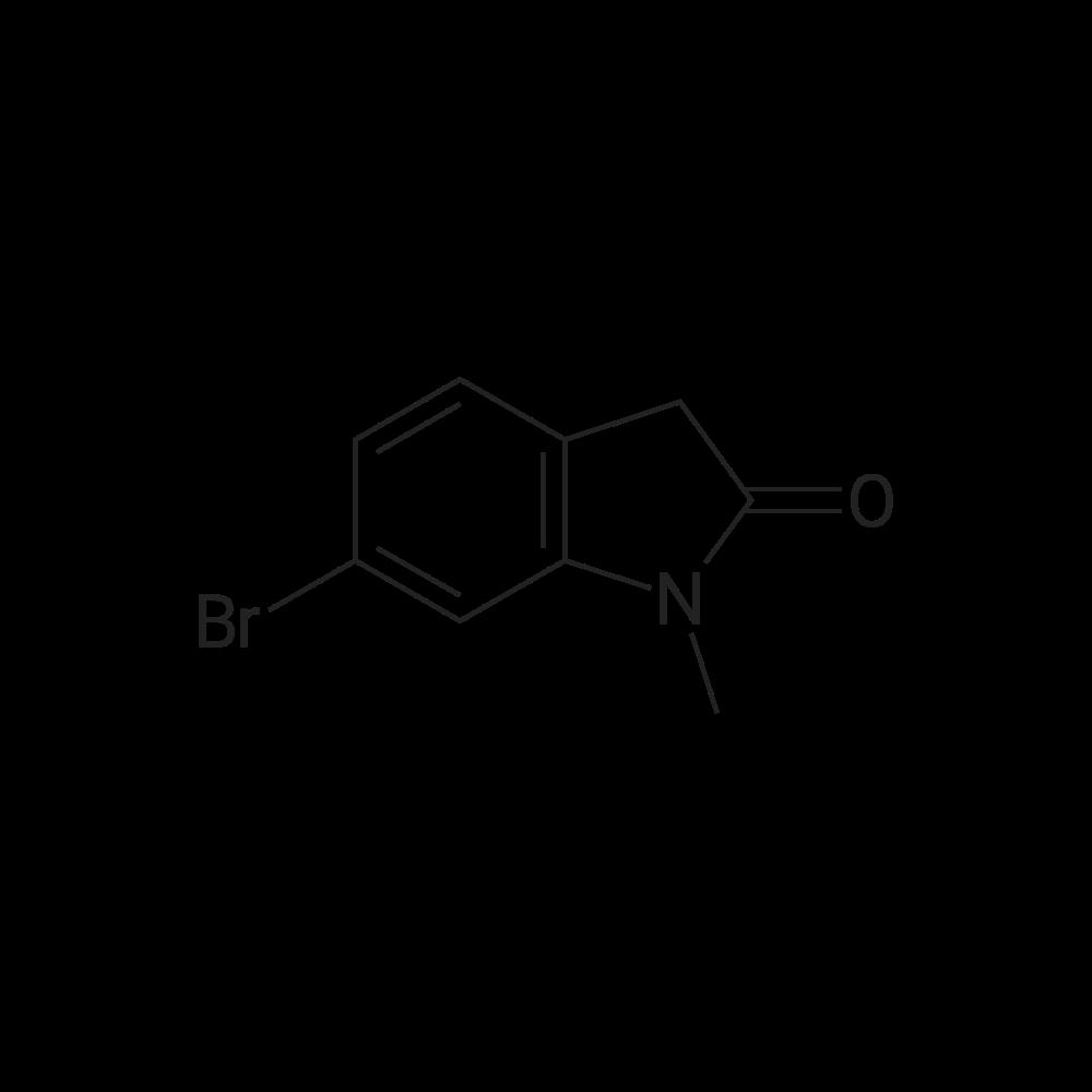 6-Bromo-1-methylindolin-2-one