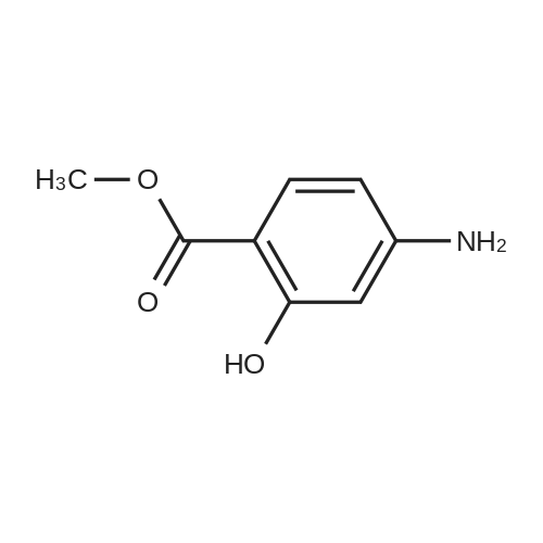 Methyl 4-amino-2-hydroxybenzoate
