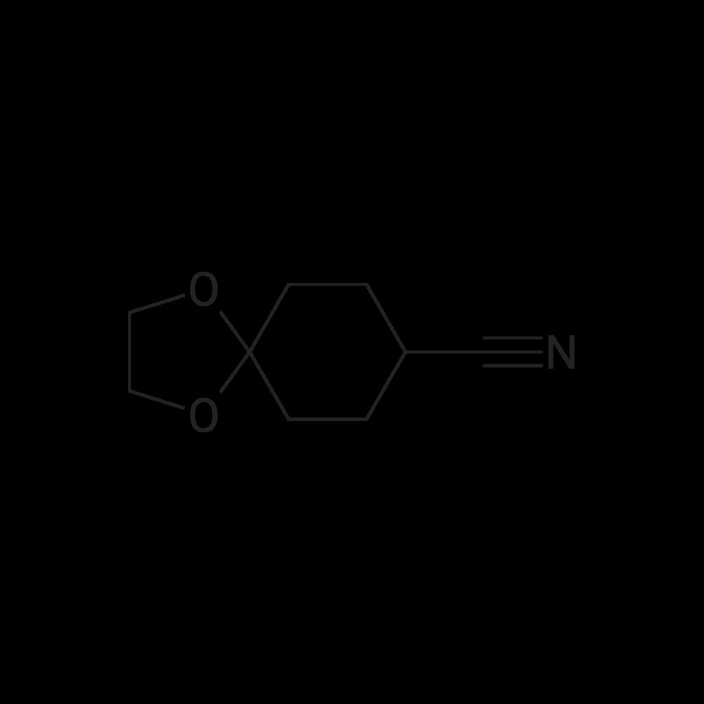 1,4-Dioxaspiro[4.5]decane-8-carbonitrile