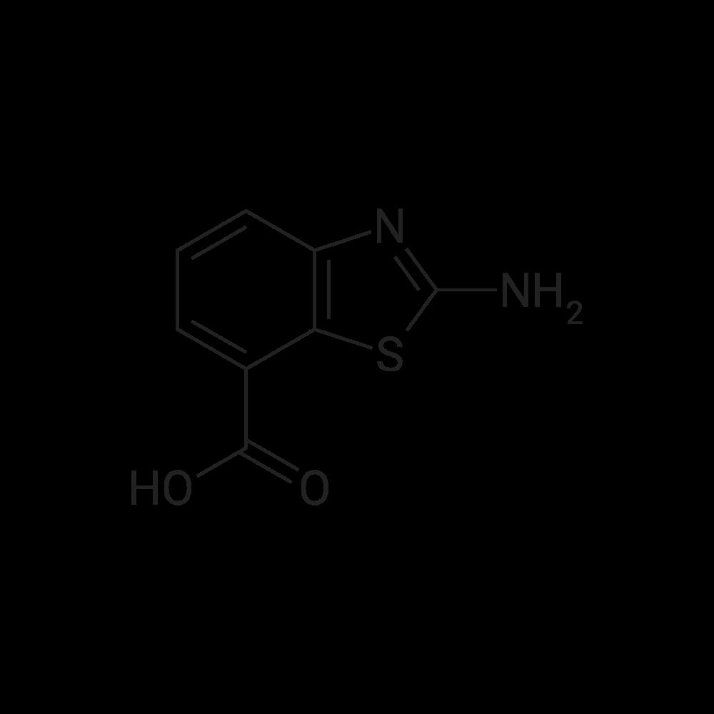2-Aminobenzo[d]thiazole-7-carboxylic acid