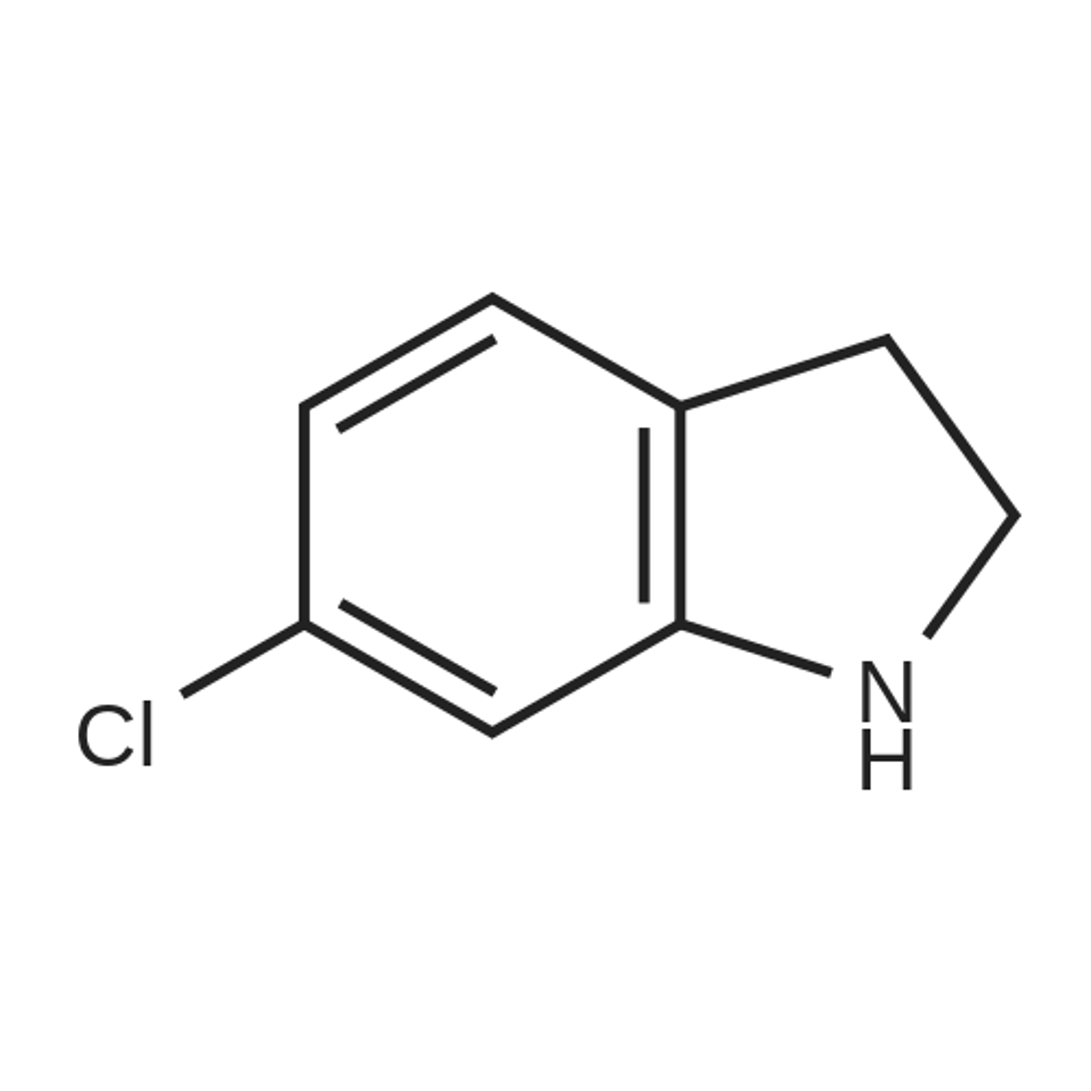 6-Chloro-2,3-dihydro-1H-indole