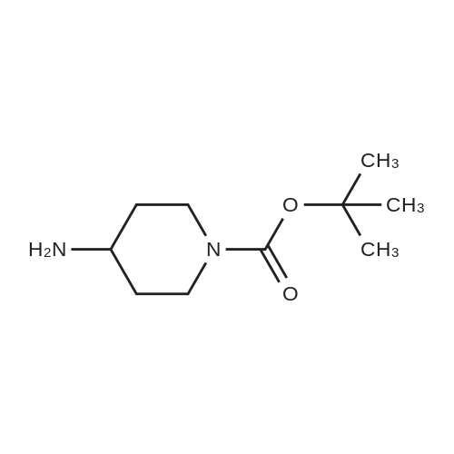 tert-Butyl 4-aminopiperidine-1-carboxylate