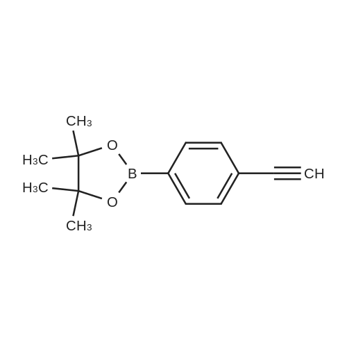 2-(4-Ethynyl-phenyl)-4,4,5,5-tetramethyl-[1,3,2]-dioxaborolane