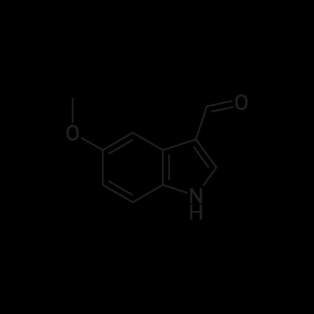 5-Methoxy-1H-indole-3-carbaldehyde
