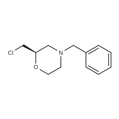 (2R)-2-(Chloromethyl)-4-(phenylmethyl)morpholine
