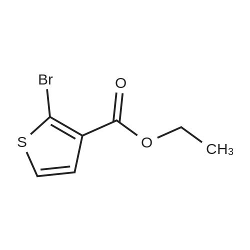 Ethyl 2-bromothiophene-3-carboxylate