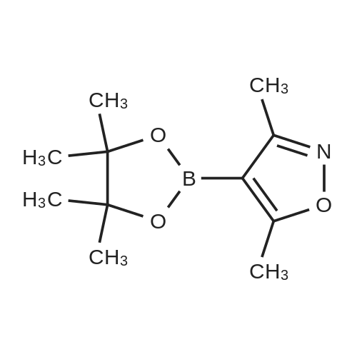3,5-Dimethyl-4-(4,4,5,5-tetramethyl-1,3,2-dioxaborolan-2-yl)isoxazole