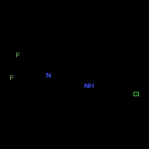 3,3-Difluoro-1,3'-biazetidine hydrochloride